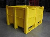 VERY NEARLY NEW ! DOLAV PALLET BOXES  used dolavs, dolavs, pallet boxes,
