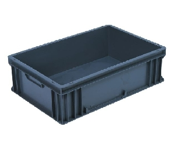 """Brassica Delivery/Export  crate""  PLASTIC BOXES"